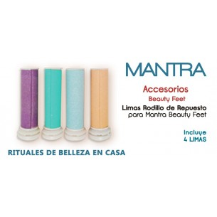 MANTRA KIT ACCESORIOS BEAUTY FEET 2