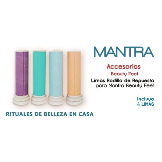MANTRA KIT ACCESORIOS BEAUTY FEET 2