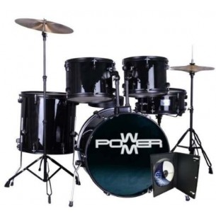 Power Bateria5 cuerpos JBP 0901-MB