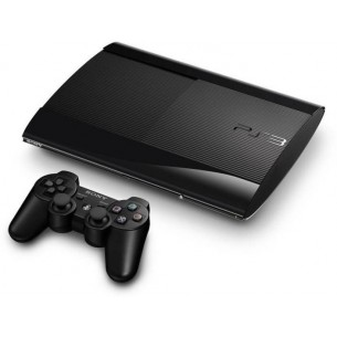 SONY CONSOLA PLAYSTATION 3 12GB C/ JOYSTICK Y 1 DISCO C/2 JUEGOS
