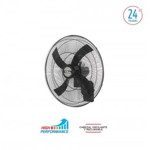 LILIANA VENTILADOR DE PARED VVW2416