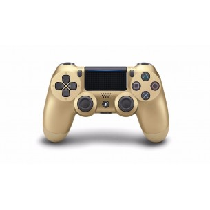 SONY JOYSTICK PLAY STATION 4 DUAL SHOCK CUH-ZCT2U PS4 GOLD