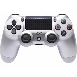 SONY JOYSTICK PLAY STATION 4 DUAL SHOCK CUH-ZCT2U PS4 SILVER