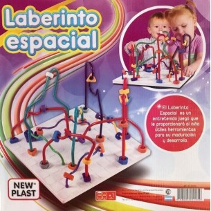 NEW-PLAST LABERINTO ESPACIAL 20190
