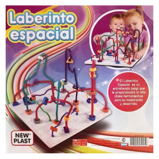 NEW-PLAST LABERINTO ESPACIAL 20190