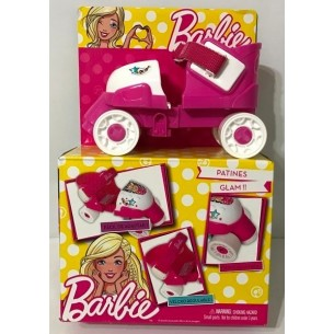 MINIPLAY PATINES CUATRO RUEDAS BARBIE 750