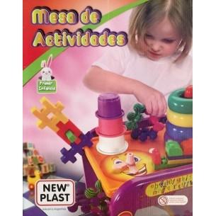 NEW-PLAST MESA DE ACTIVIDADES 10617