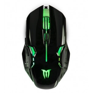 MONSTER MOUSE GAMER GM301 ELITE