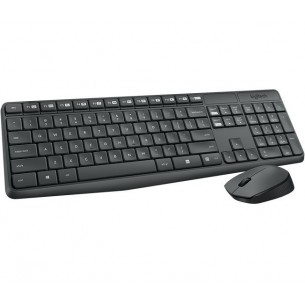 LOGITECH COMBO WIRELESS MK235 TECLADO/MOUSE