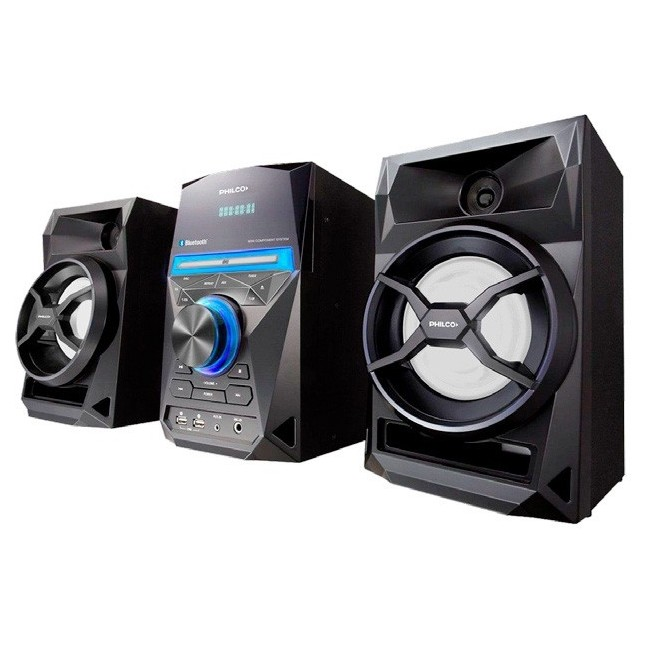 PHILCO MINICOMPONENTE SAP-500 1500W PMPO BLUETOOTH/USB/MP3/AUX