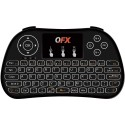QFX WIRELESS KEYBOARD ABX-K1 ILLUMINATED