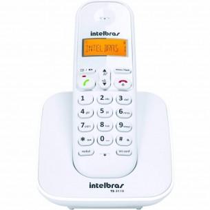 INTELBRAS TELEFONO DECT 6.0 MOD.TC-3110