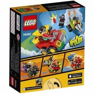 LEGO JUEGO DIDACTICO SUPER HEROES DC LPP2 M.22986/3