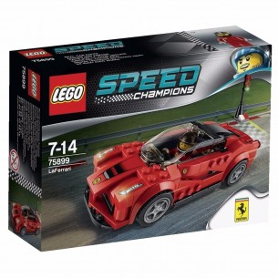 LEGO JUEGO DIDACTICO SPEED CHAMPIONS LAFERRARI (75899)