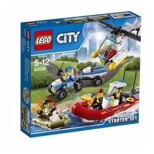 LEGO JUEGO DIDACTICO CITY STARTER SET (60086)