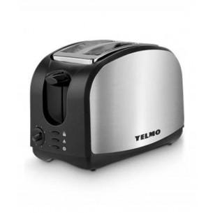 YELMO TOSTADORA TO-3009 2 REB | 900W | DECC