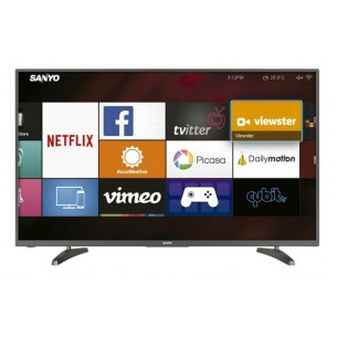 "SANYO TV LED 43"" LCE43IF26 FULL HD SMART TV 