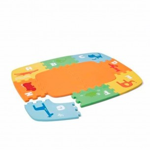 ZIPPY TOYS ALFOMBRA DIDACTICA BABY JUNGLE TB8735