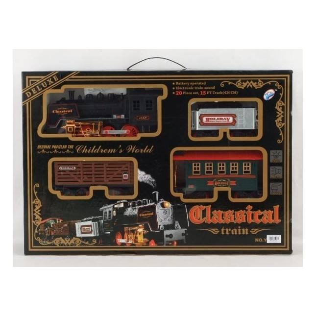 DREAMING TOYS CLASSICAL TRAIN 538449