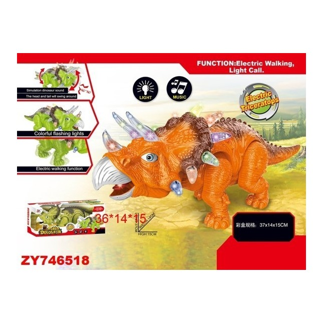 DINOSAURIO TOYS SET WORLD 746518
