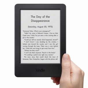 Kindle amazon paperwhite E-book 7gen luz Wifi 4gb