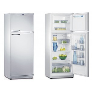 Heladera Con Freezer 328 Lts. Bambi 2f-1600 Blanca