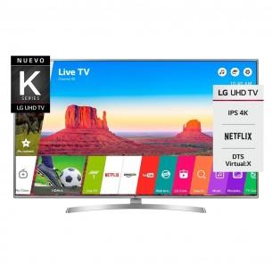 "LG LED TV 65"" 65UK6550 SMART TV 4K   UHD   HDMI   TDA"