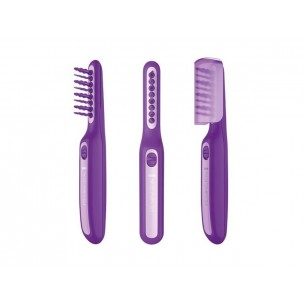 REMINGTON COMBO PLANCHA DE CABELLO S-7710+CEPILLO ELECTRICO DT-7432W DIGITAL
