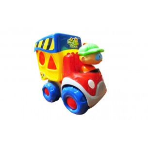 ZIPPY TOYS TRACTOR DIDACTICO TB1710