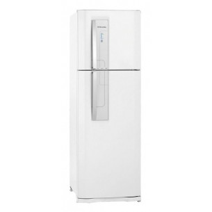 ELECTROLUX HELADERA DF-42 C/FREEZER | NO FROST | 382LT | PORTA LATAS | SISTEMA BLUE TOUCH