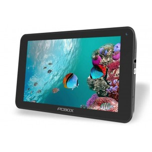 "PCBOX TABLET T-730 7"" PROCESADOR QUAD CORE RK3126 8GB"