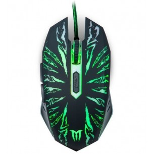 Mouse Gamer Usb Multicolor Gm102 Panter