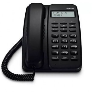 Telefono Con Cable Philips Crd150b/77