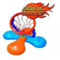 Juego de basquet para el agua 37B