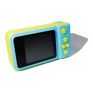 Camara Digital Niños Kanji Kids 4gb Blue Kj-