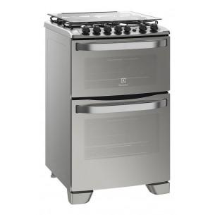 Cocina Doble Horno Electrolux 56dax