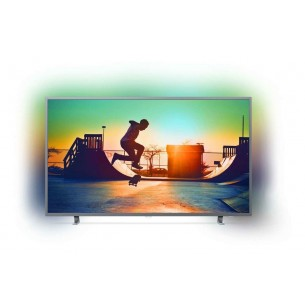Smart Tv 4k 55 Philips 55pug6703/77