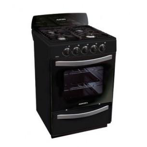 Cocina Aurora Argenta N2 Negra 56cm
