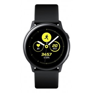 SAMSUNG SMARTWATCH GALAXY ACTIVE SM-R500NZKAARO BLACK