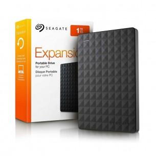 SEAGATE DISCO RIGIDO EXTERNO HDDEXT1TST 1TB USB 3.0 BLACK