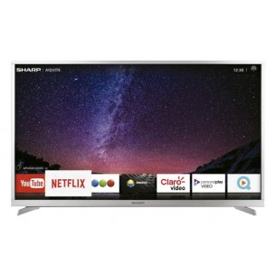 SHARP SMART TV LED 43 SH4316MFI | FHD | HDMI | USB | TDA