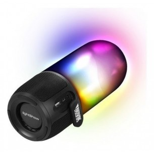 NOVIK PARLANTE PORT.LIGHTSHOW BLUETOOTH | LUCES