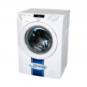 DREAN LAVARROPAS AUT NEXT 10.12 P ECO | FRONTAL | 10KG | 1200 RPM | BLANCO