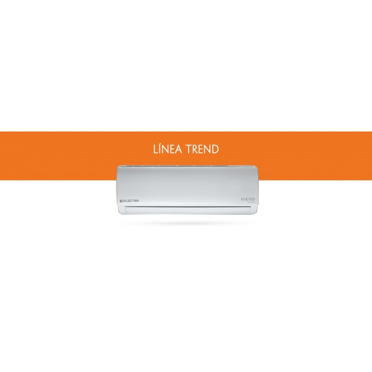ELECTRA ACONDICIONADOR DE AIRE SPLIT TRDI152 5200KW | INVERTER | FRIO-CALOR