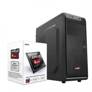 LINKS PC AMD 7480 1TB | 4GB | WI-FI | DVD