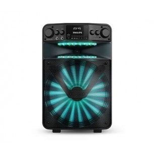 PHILIPS PARLANTE PORTATIL TANX50/77 PARTY SPEAKER CARRY | 40W | BLUETOOTH | KARAOKE