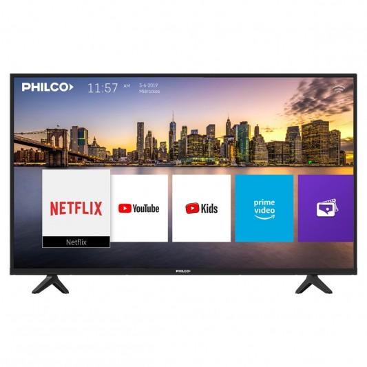 "PHILCO SMART TV LED 43"" PLD43FS9A FHD   HDMI   USB   TDA"