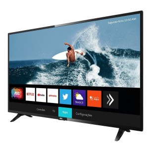 "AOC TV LED 43"" LE43S5295/77G SMART TV 