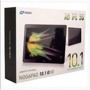 NOGANET TABLET NOGAPAD 10G 10,1 IPS |1 ram | 16GB | 4G LTE/OCTA CORE | FULL HD | IPS