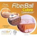 FIBERBALLS CUBRE SOMMIER 1,40X1,90CM PTB 140190